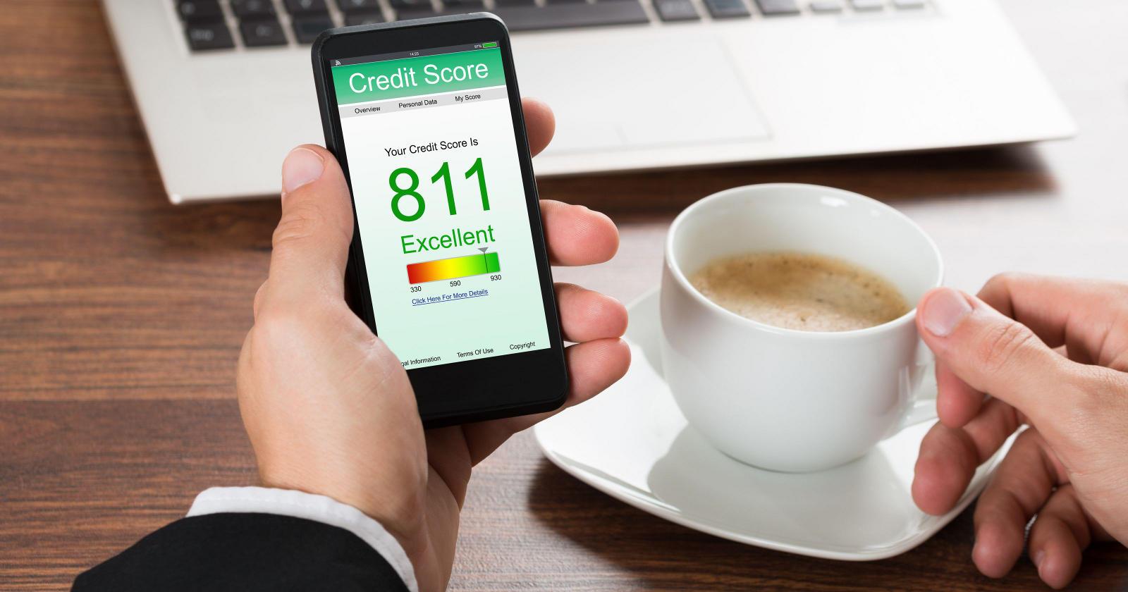 Høy kredittkort kan bety bedre vilkår på lån uten sikkerhet.